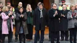 Puigdemont, sobre el juicio por el 9N: