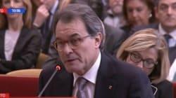 El fiscal del juicio a Artur Mas por el 9-N: