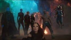 L'équipe des «Gardiens de la Galaxie 2» dans la bande-annonce du Super