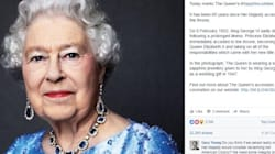 Badass Queen Celebrates 65 Years Of Being