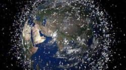 Le vidangeur spatial japonais est un