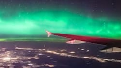 Jaw-Dropping Northern Lights Show Captured From Alberta