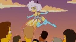 Les Simpson avaient prédit la performance de Lady Gaga au Super