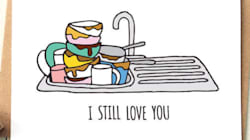 23 Valentine's Day Cards That Are Too Cute To