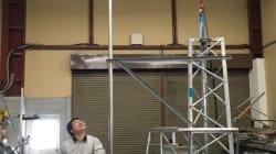 3月の打ち上げに向け、ラストスパート―