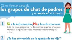Ocho consejos para padres con grupos de WhatsApp del