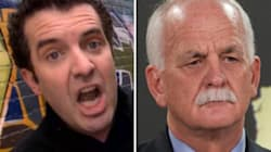WATCH: Rick Mercer Rant Targets Vic