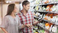 Fraude alimentaire: les Canadiens inquiets, même des produits