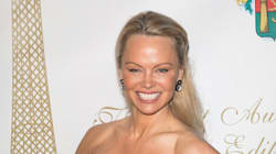 Pamela Anderson Says Sexy Comes From Within. She's