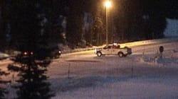 Avalanche Closes Highway 1 Near B.C.-Alberta