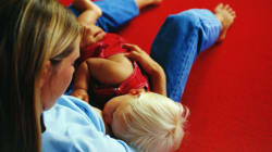 Mom Wants Daycare Worker Charged For Breastfeeding Her