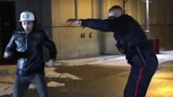 Student's Dance-Off With Cop Is The Best Thing You'll Watch