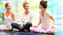 Expo Yoga s'installe à