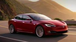 La Tesla Model S P100D est maintenant la voiture la plus rapide au