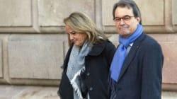 El fiscal mantiene su petición de diez años de inhabilitación para Mas por el