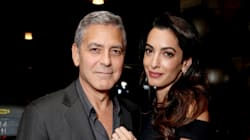 Surprise! George And Amal Clooney Are Expecting