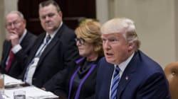 Trump promet «une nouvelle ère» contre la criminalité et la menace