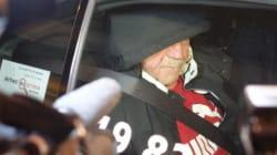 Un homme arrêté pour avoir menacé Bernard Sévigny et Régis