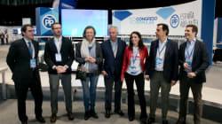 Gürtel empaña la inauguración del congreso del