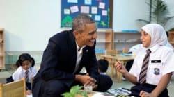 Le photographe d'Obama trolle