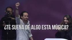 El parecido de esta sintonía de Podemos con una mítica serie