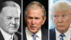 Unpopular U.S. Presidents Have Always Caused Headaches For
