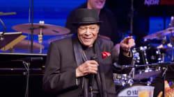Le chanteur américain de jazz Al Jarreau est
