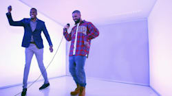 Drake's 'Hotline Bling' Wins Two Grammys, But He's A