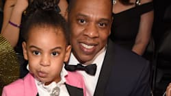 Blue Ivy Saves Us All From One Of The Grammys Most Awkward
