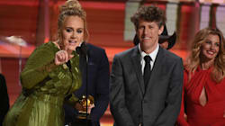 Adele Sweeps, Nearly Gives Her Grammys To