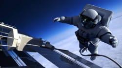 Le problème du caca dans l'espace, c'est
