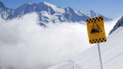 Avalanche: au moins quatre morts dans les Alpes