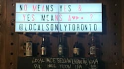 Toronto Bar Promotes Rape Culture, Internet Is