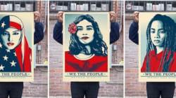 Marche des femmes: pourquoi avoir adopté le voile pour représenter