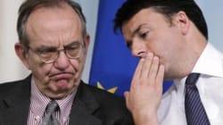 Gli attacchi di Delrio e Orfini, i paletti di Renzi. Il brutto pomeriggio di Padoan alla direzione