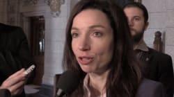 Martine Ouellet officiellement candidate à la direction du Bloc