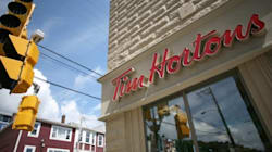 Tim Hortons Hikes Dividend Despite Lower