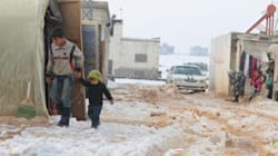 6 Years Of War Have Given Syrian Winters A Chilling New