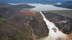 California Town Evacuated As Dam Teeters On Brink Of