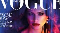 Vogue Paris fait sa une avec Valentina Sampaio, mannequin transgenre, une