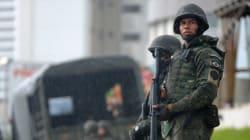 Brésil : l'armée déployée à Rio à dix jours du