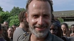 SPOILERS - On sait pourquoi Rick sourit à la fin de «The Walking