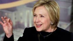 ヒラリー・クリントン氏、自身の偽ニュースをばらまいたマイケル・フリン氏の辞任に思わず反応