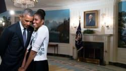 オバマ前大統領、バレンタインに妻への愛をツイートする