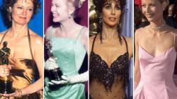 Photos: Oscars, les plus belles robes de tous les