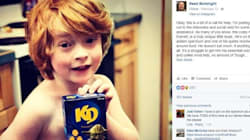 William Shatner Helps Boy With Autism Find 'Star Wars' Kraft