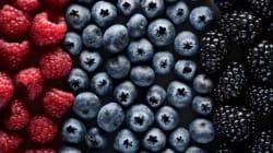 Manger des petits fruits peut vous aider à perdre du