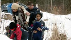 4 Refugee Claimants Arrested On Quebec-New York