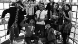 RVCQ: Les enfants carton, cris et chants pour