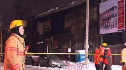 Un immeuble dangereux démoli, une réglementation
